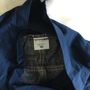Motherhood Maternity Jeans - MOTHERHOOD MATERNITY Blue Cropped Jeans